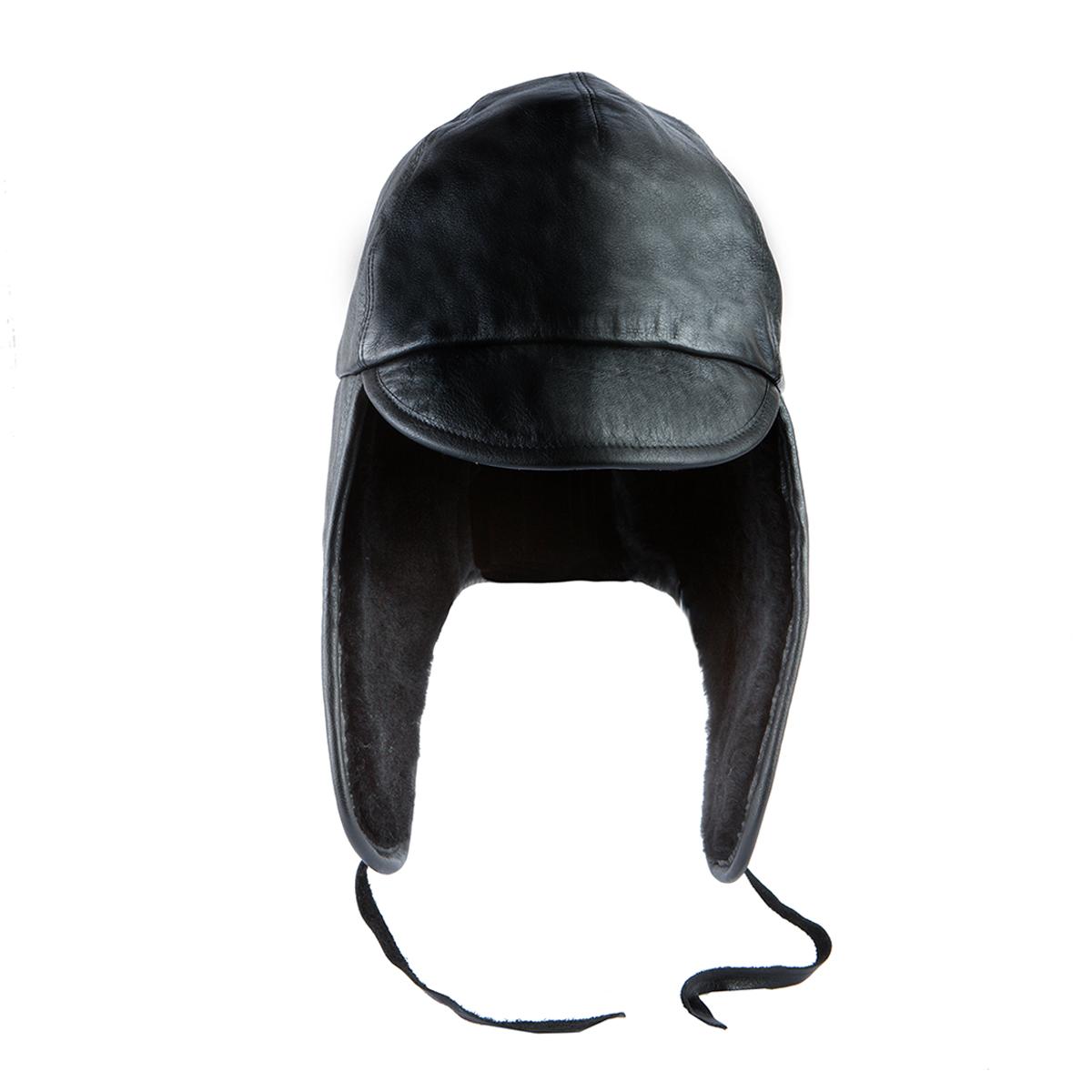 Подшлемник «Космо-1» из натуральной кожи
